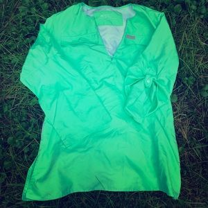 Ladies windbreaker - lightweight with air vents